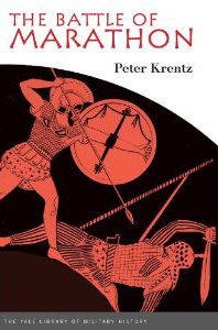 Book Release for The Battle of Marathon by Peter Krentz