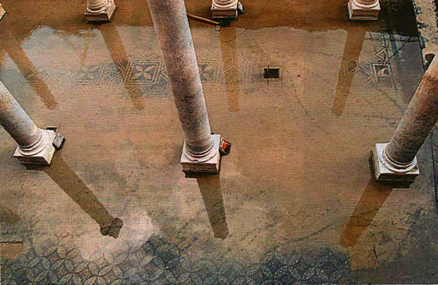 Allianoi, la 'Pompeya de Anatolia', se hundirá en el agua - imperioromano.com